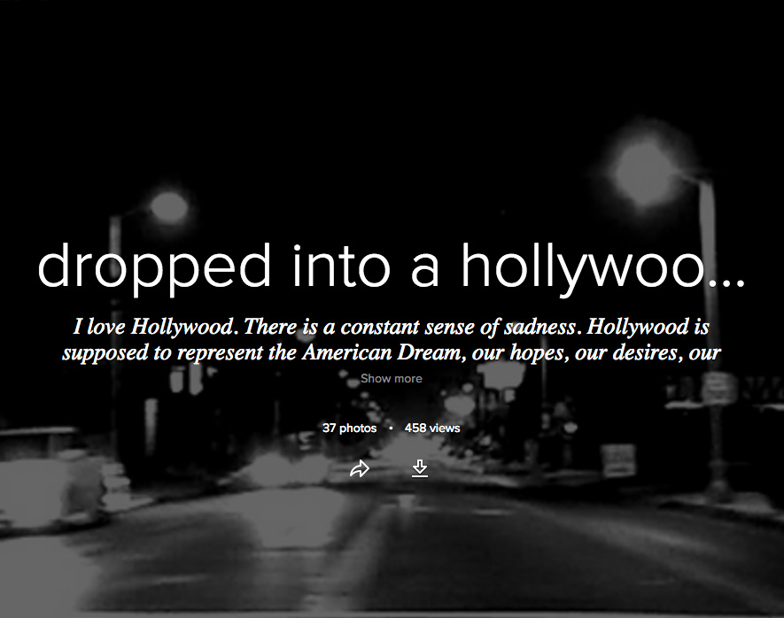 Hollywood Photo Series by Deborah Jaffe